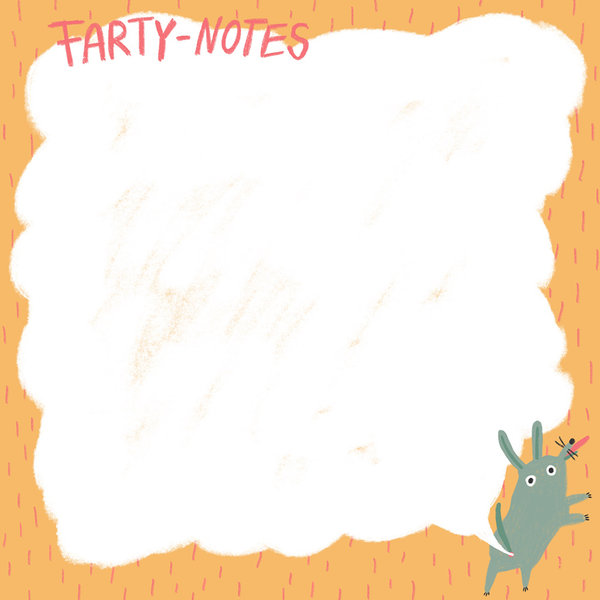 Farty Notes Mini